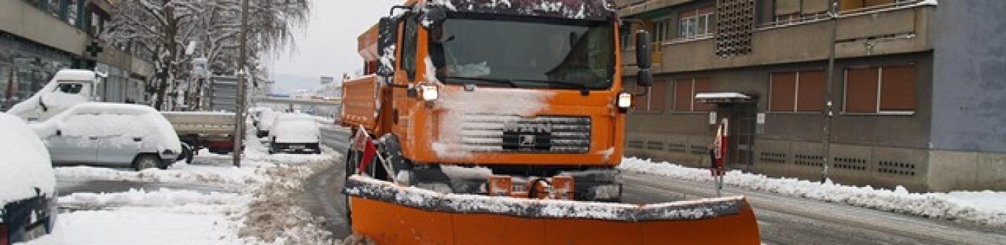 Zimska služba na području Karlovačke županije spremna dočekuje zimske nepogode
